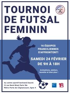 Affiche-Football-Féminin